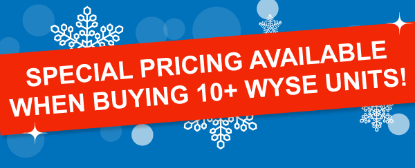 Special pricing available when buying 10+ Wyse units