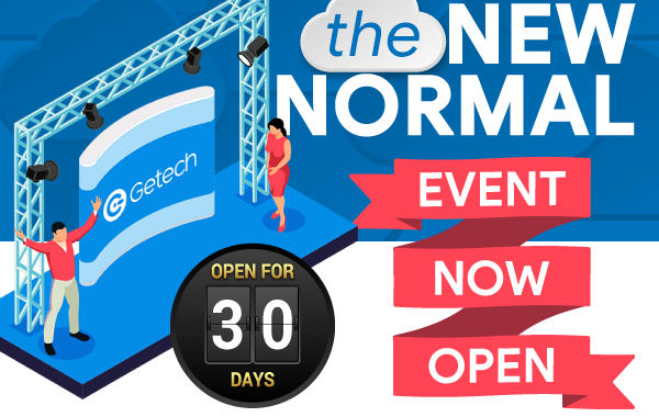 The New Normal - Event Now On