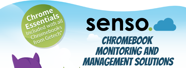 senso.cloud Chromebook monitoring and management solutions