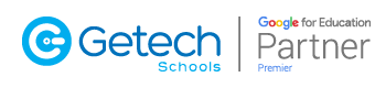 Getech Schools, a Google for Education Premier Partner